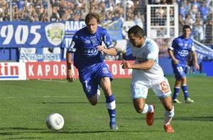 Morel s'est blessé face à Bastia (source : Ouest-France)